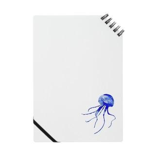 空想風鈴海月A5リングノート Notes