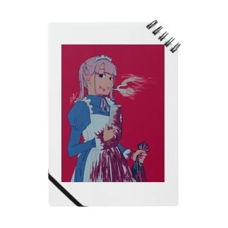 不穏なメイド喫茶~コウハイver~ Notes