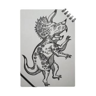 ダンシングトリケラトプス Notes
