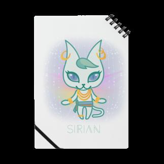 alpacca-creativeのSirian(シリウス星人) Notes