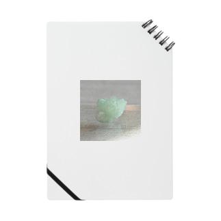 鉱物/グリーンアポフィライト Notes