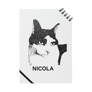 ニコラ(文字入り) Notes