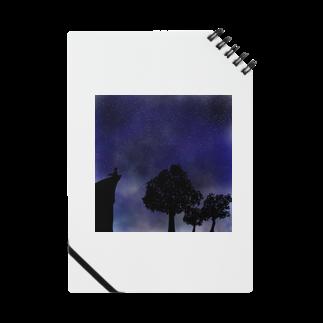 YuichiのA little wolf in the starlight  星の夜の小狼 Notes