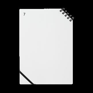 mynichiの7番目のモノ Notes