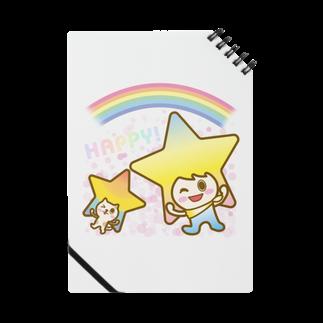 alpacca-creativeのステラちゃん☆【HAPPY!】 Notes