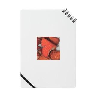 食べかけのいちごチャン Notes