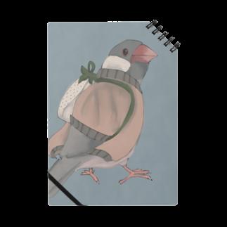 ㍻わらびモッチャのイチゴ兄弟の文鳥(シルバー文鳥) Notes