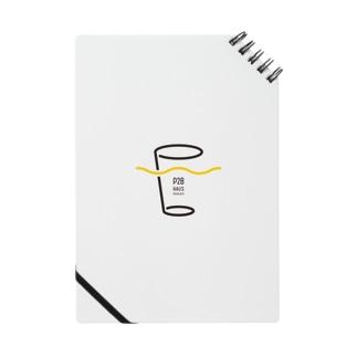 P2B Haus ロゴグッズ Notes