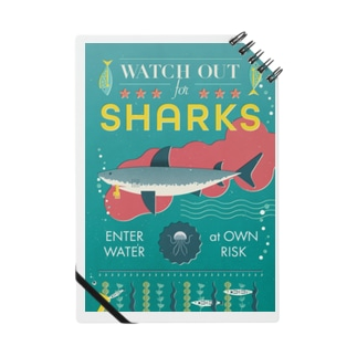 WATCH OUT FOR SHARKS Notes