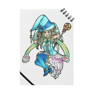 魔法少女miku カラー Notes