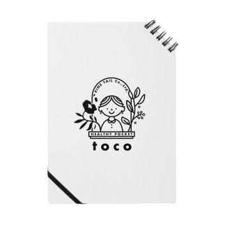 tocoちゃん Notes