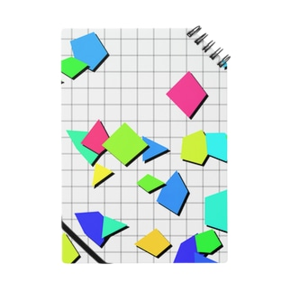 Retro Shapes Notes
