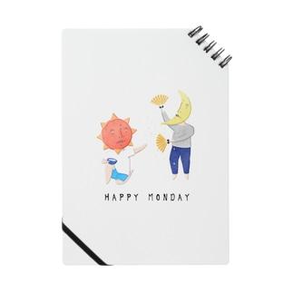 ハッピーマンデー Notes
