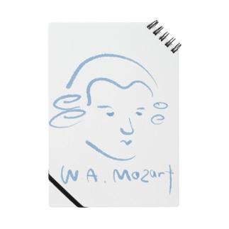 モーツァルト Mozart Notes