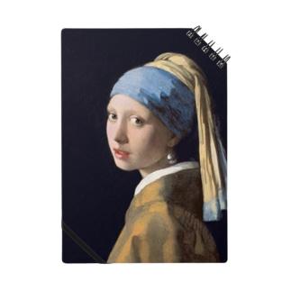 真珠の耳飾の少女(青いターバンの少女) Notes