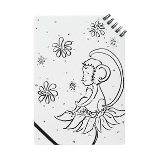幸せの花とさる Notes
