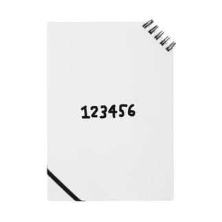 一二三四五六 Notes