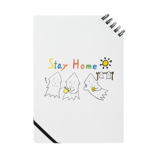 STAY HOME モンゴイカ Notes