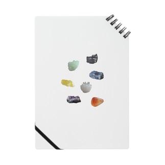 鉱物いろいろ Notes