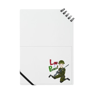 Love&Peace! Notes