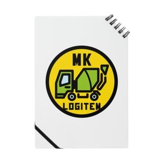 原田専門家のパ紋No.3371 MK LOGITEM  Notes