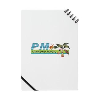 パナウルマジックのPANAURU MAGIC Notes