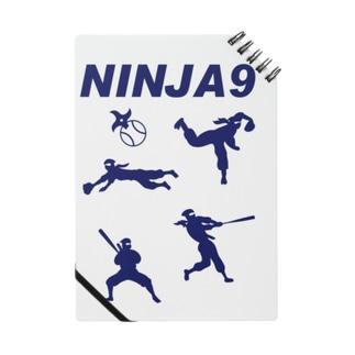 忍者野球 Notes