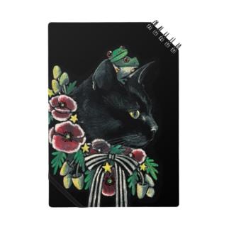 星月猫 徳島洋子の黒猫ノート Notes
