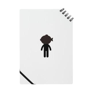 河豚ノ背中公式の河豚ノ背中ロゴ Notes