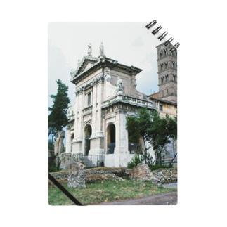 イタリア:サンタ・フランチェスカ・ロマーナ教会 Italy: Basilica di Santa Francesca Romana Notes