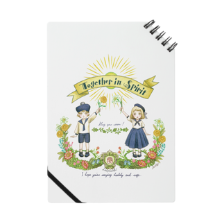 LoopmarkのTogether in Spirit     コロナ医療チャリティーグッズ   Notes