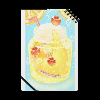 鈴のレモンソーダじんべえざめ Notes