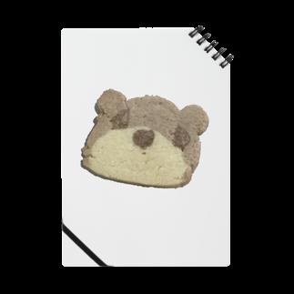 クマバチゴルフ倶楽部のクマさんクッキー Notes