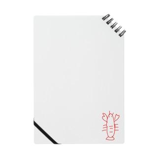 ザリガニ Notes