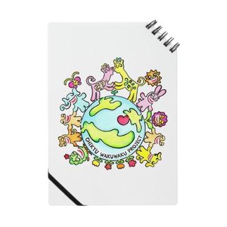 地球わくわくプロジェクト Notes