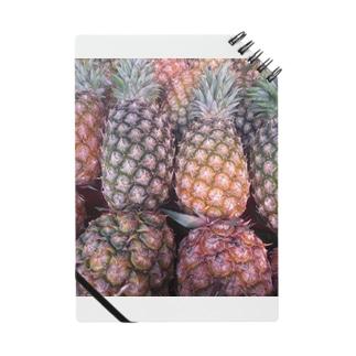 TAIWANのパイナップル Notes