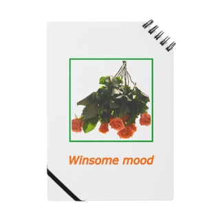 Winsome mood  枠ありver. Notes