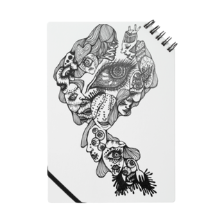 Strange junkの仮【歪んだ顔】 Notes