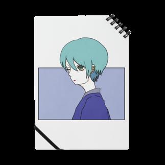 hai_iroの青い人 Notes