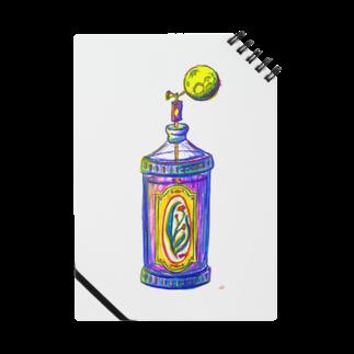 Atsumiの月の香水瓶 Notes