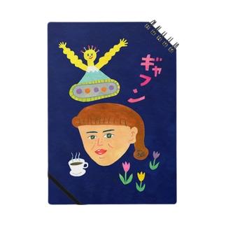 帳面(ギャフン/紺) Notes