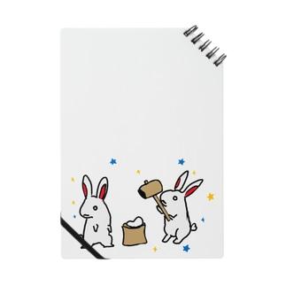 望月のウサギ Notes