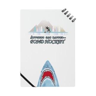 ボストンテリア Pond Hockey Notes