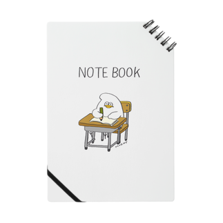 mugny shopの勉強のふりノート