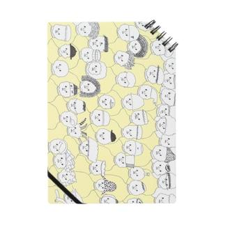 黄色いハイネックの集い ノート