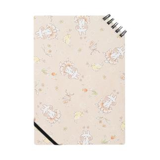 春うさぎ(ぴんく) Notes