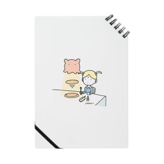 メンダコlovesパンケーキ Notes