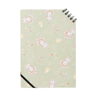 春うさぎ(みどり) Notes