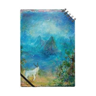 ムラナギ/青い夜 Notes