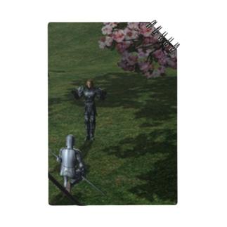 桜の謁見 ノート